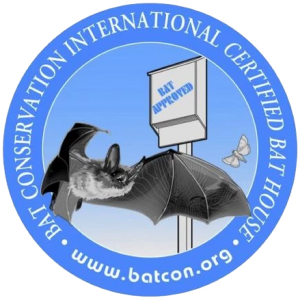 Certified seal by Bat Conservation International